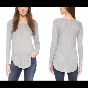 Chaser Long Sleeve Waffle Thermal Top